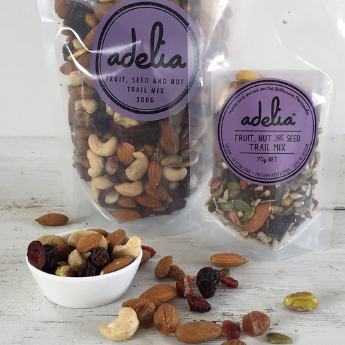 Fruit Nuts & Seeds Trail Mix