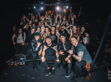 LIVE REVIEW: InVisions Album Release Party!