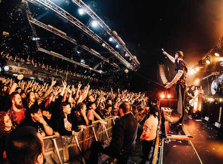 LIVE REVIEW: Beartooth - Nottingham 26th February 2020