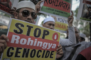 The worsening situation of the Rohingyas