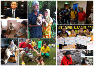 Salute to 'ordinary' Malaysians who inspired us in 2015
