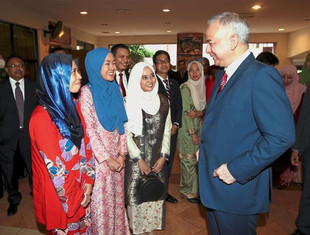 Work with NGOs, Sultan Nazrin urges diplomats