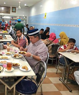 Johor Ruler: I'm above politics