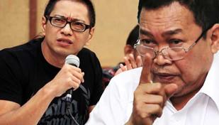 Azmi Sharom bangkang Ibrahim Ali