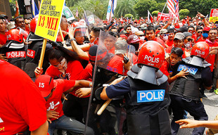 Malay groups do not support rally planned by Red Shirts