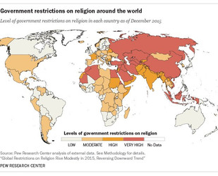Study: In Malaysia, religious controls tighter than in Saudi Arabia, Brunei