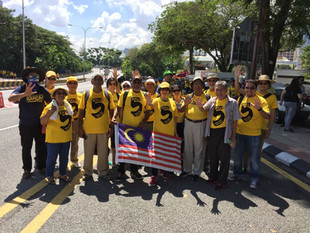 Bersih 5: Yes, we attended the rally, says G25