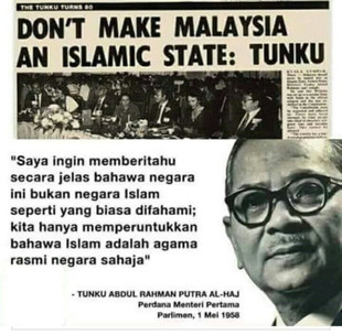 ISMA'S Campaign to declare Malaysia an Islamic State