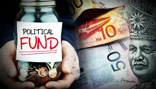 Transparency in Political Funding