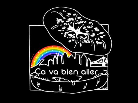 «OUI, ÇA VA BIEN ALLER»