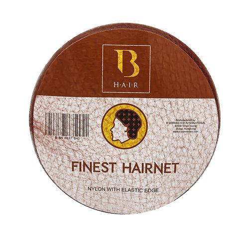 B HAIR NET BROWN 100 PCS