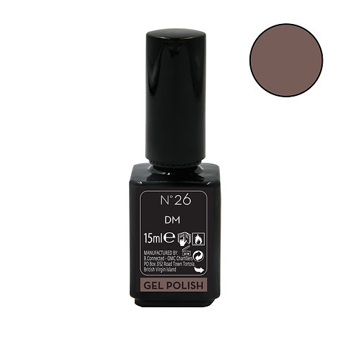 KOKO BLACK ONE STEP GEL 15ML DM N26