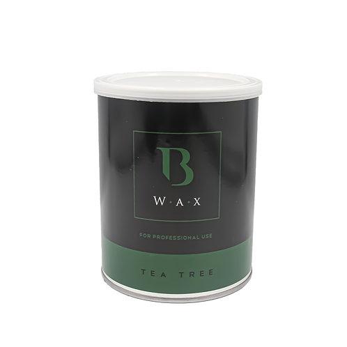 B WAX TEA TREE