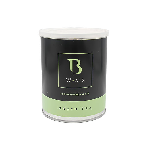 B WAX GREEN TEA