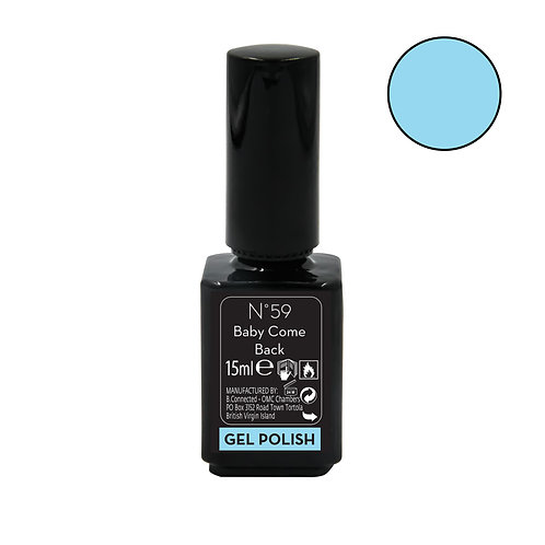 KOKO BLACK ONE STEP GEL 15ML Baby Come Back N59