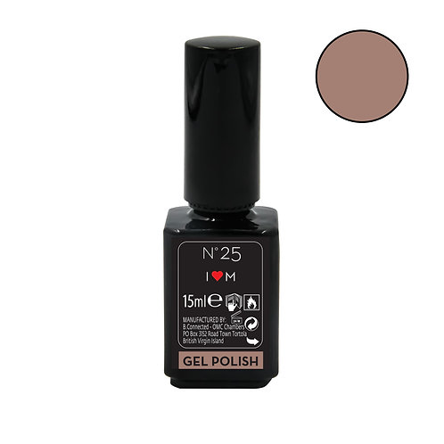 KOKO BLACK ONE STEP GEL 15ML I LOVE MA N25