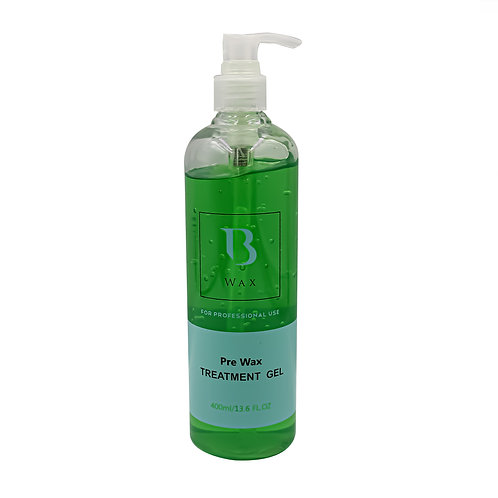 PRE WAX TREATMENT GEL 400ML