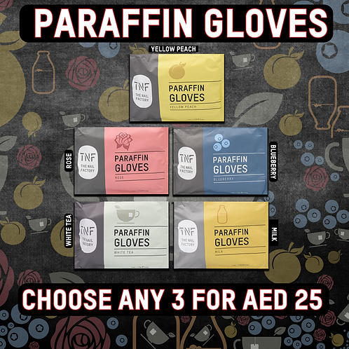 PARAFFIN GLOVES COMBO