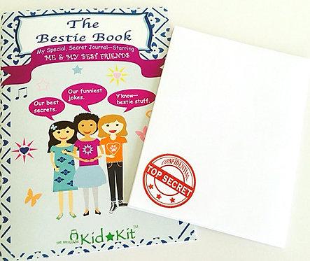 The Bestie Book, Friendship Journal