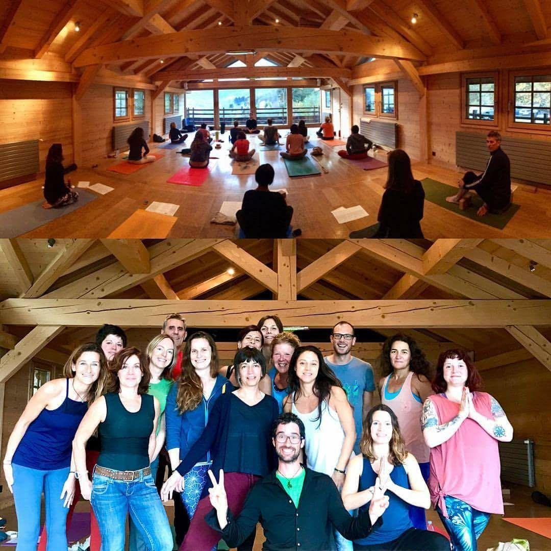 Ashtanga stage intensif avec Murmure Yoga