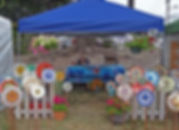 Festival of Art in Stout Park -Best Booth Award