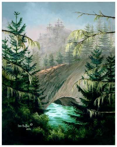 Len_Burton_Natural-Bridge