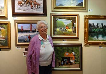 Mary Bell McMinn Issacson - Getting to Know Our Long-Time Members