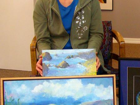 Kathy Huxley - A lifelong love for painting, still life to plein air