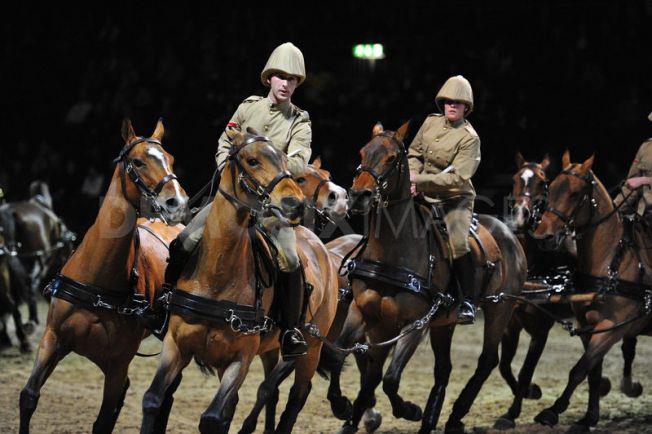 CLIENT: ROYAL HORSE ARTILLERY