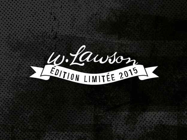 William Lawson edition limitée 2015