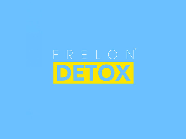 Frelon Detox Rebranding