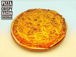 PIZZA CRISPY BACON CHEDDAR