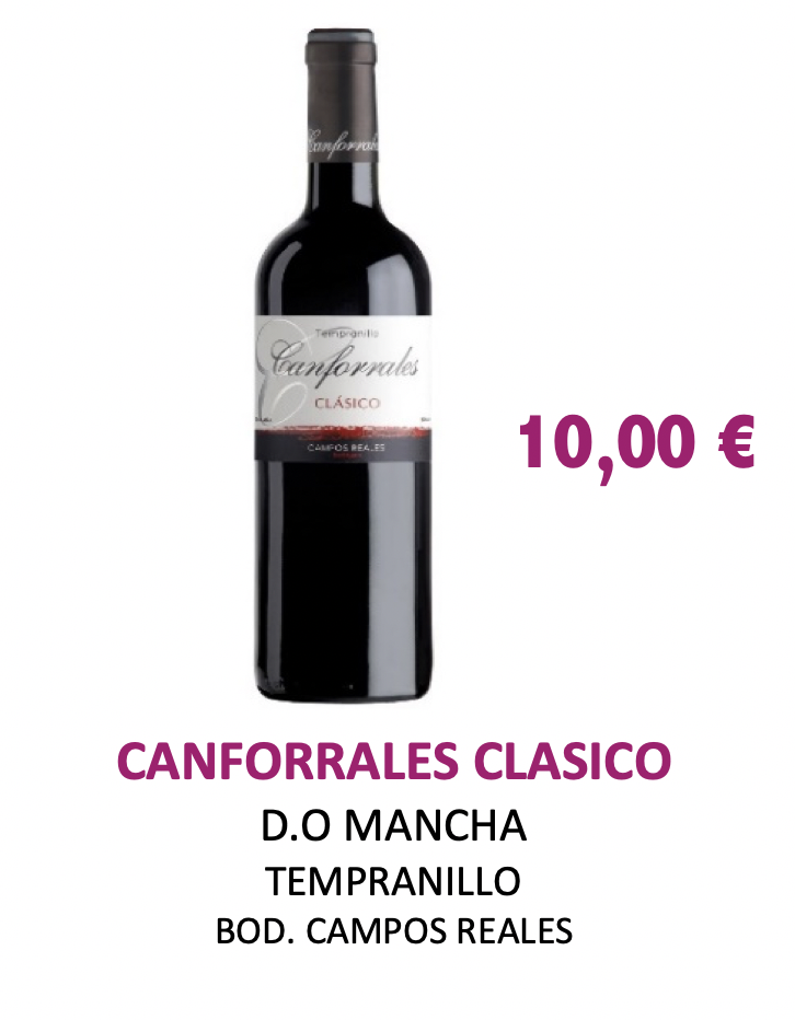 Canforrales Clasico