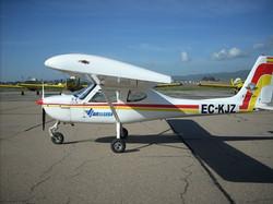 Avión Ultraligero