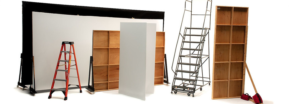 Wall Flats & Ladders