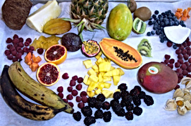 Tropical Fruit and Berries