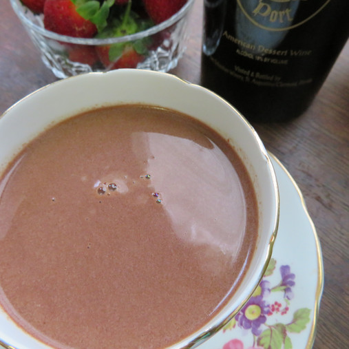 Port Hot Chocolate