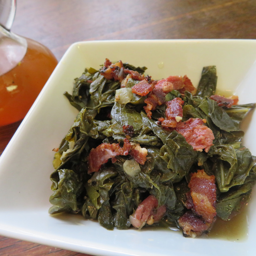 Southern Style Collards Greens