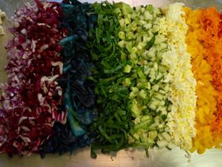 The Rainbow Food Phenomenon