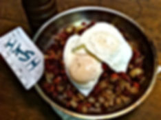 Hash and Eggs