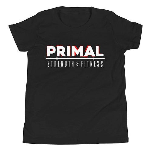 Primal Youth Tee Black
