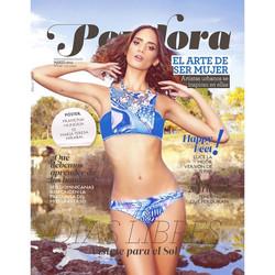 Cover for ''PANDORA'' mag