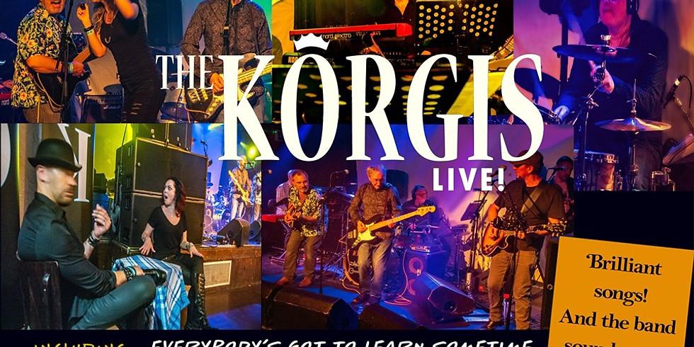 The Korgis Attend The Palace!