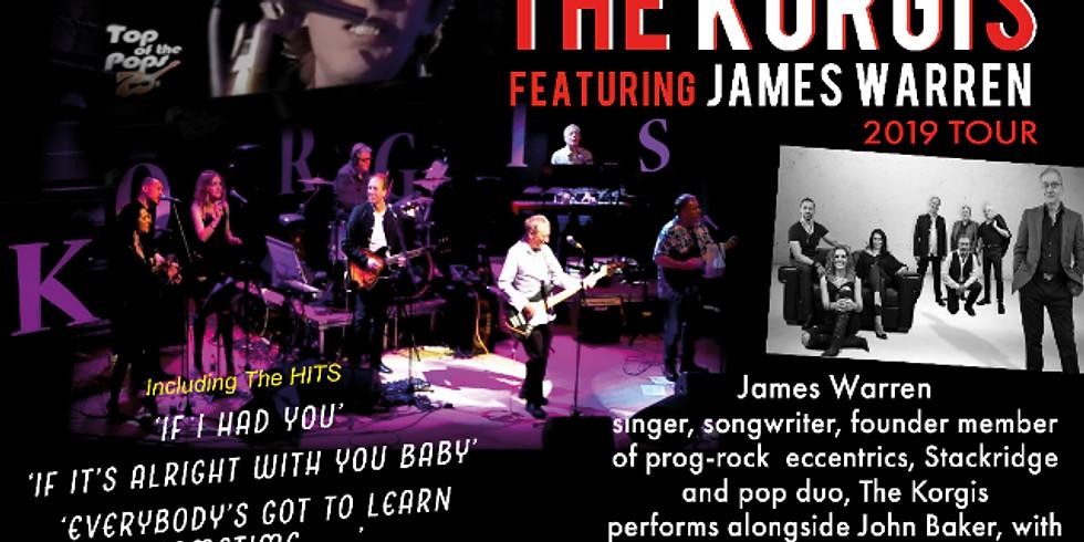 The Korgis - Live at Last in Scotland