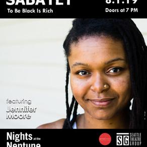 Sabayet cast: Jennifer Moore