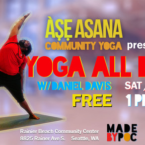 FREE Yoga Workshop, Nov. 16
