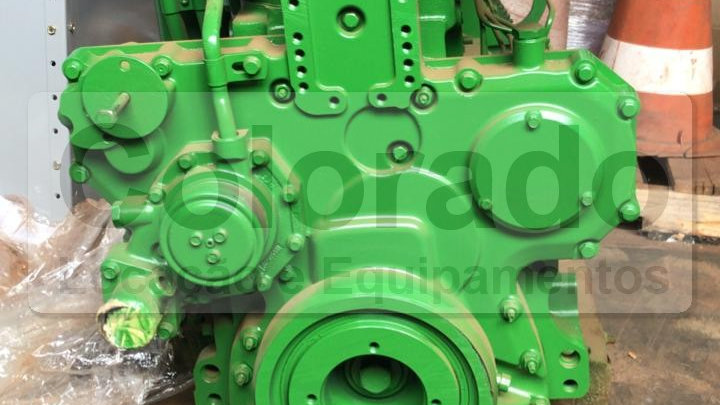 100% Rectified John Deere Engine For 6000 And 7000 Line