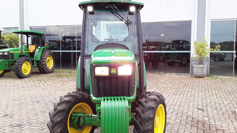 Tractor  JD 5075 EF - 4x4 - Year 2018 -1289 Hours -Coffee Maker