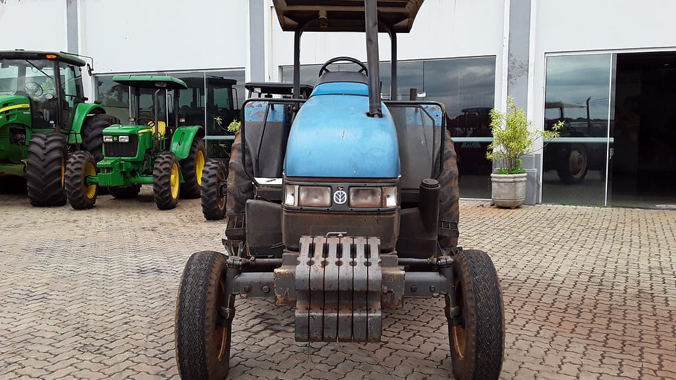 Tractor NH TL 80 -  4x2