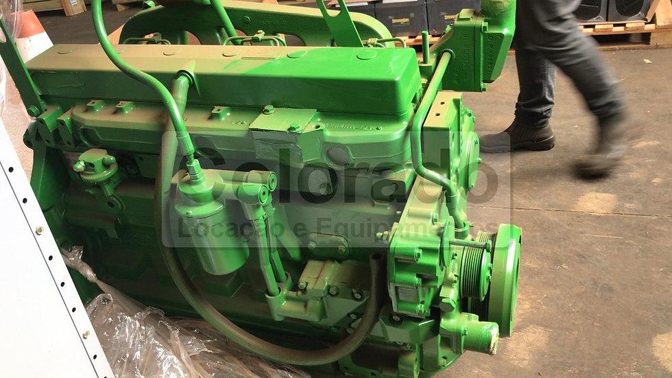 Motor 100% Retificado John Deere Para Linha 6000 E 7000